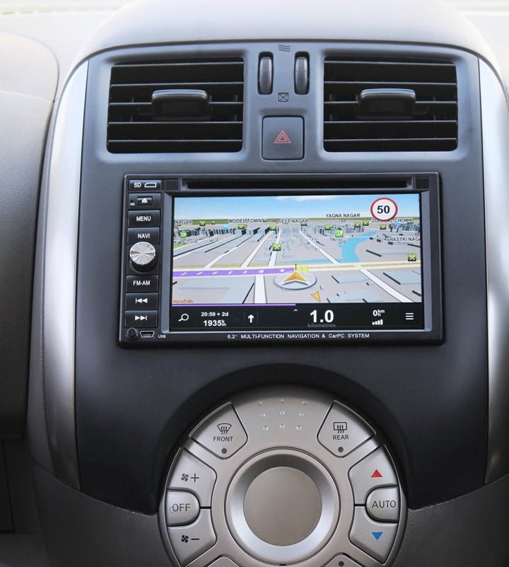 Renault Scala Travelogue Edition Features