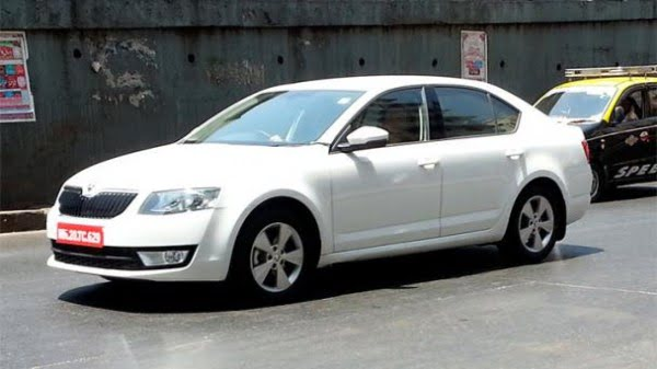 2014 Skoda Octavia India Launch Soon