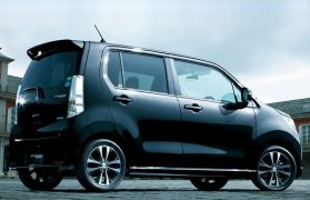 Maruti Suzuki To Soon Launch WagonR Stingray In India