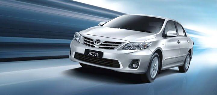 Toyota Corolla Altis Base J Trim