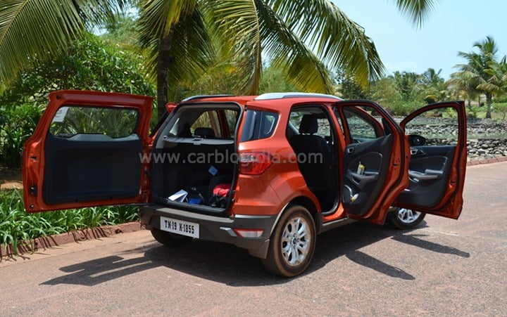 2013 Ford EcoSport India Review (116)