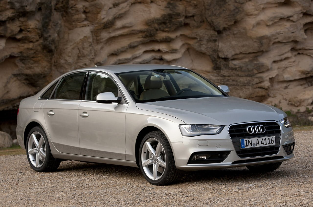 2014 Audi A4 Loses Weight To Become More Frugal And Agile