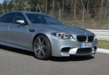 2014 BMW M5 Featured Image