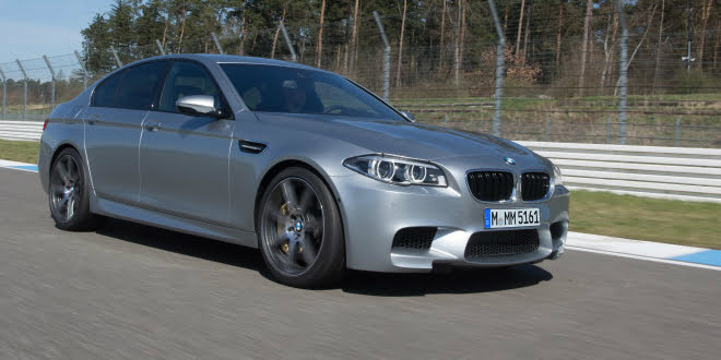 The 2014 BMW M5 Is Coming To India