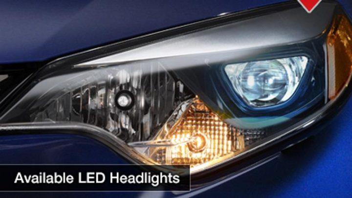 2014 Toyota Corolla Teaser Front