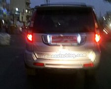 Great Wall Haval H3 Caught Testing In India