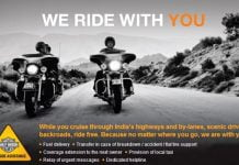 Harley Davidson Roadside Assistance India