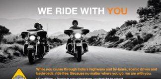 Harley Davidson Roadside Assistance India