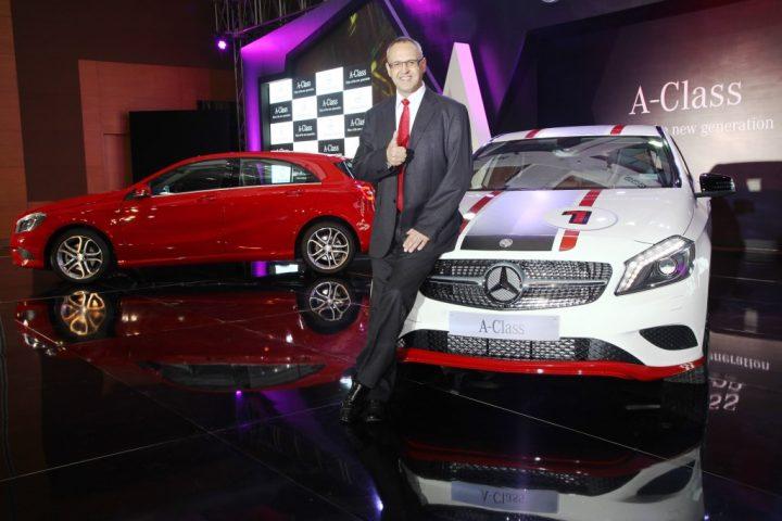Mercedes-Benz A-Class India Launch