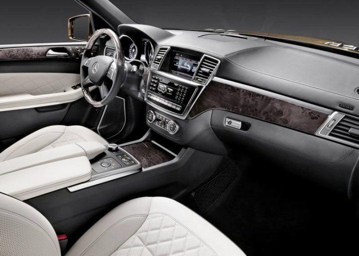 Mercedes GL Class (2)