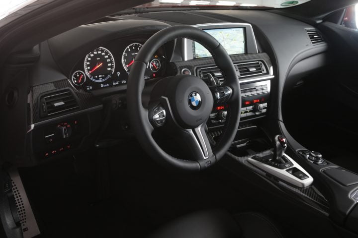2014 BMW M5 Interiors