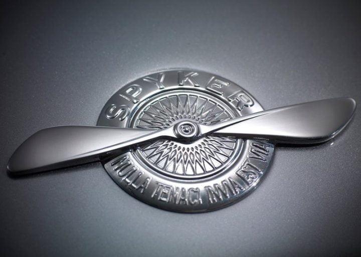 Spyker Cars Logo