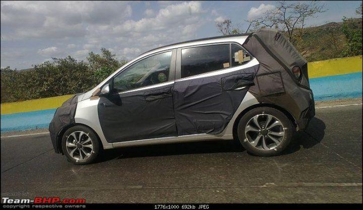 Hyundai Brilliant Testing