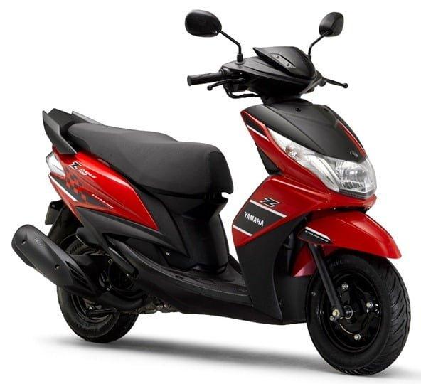 Yamaha Ray Z Scooter India
