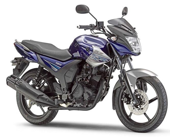 Yamaha SZ Sports Series India