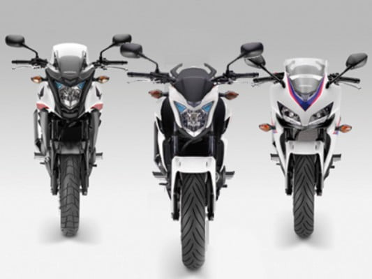 Honda CBR400R, CB400F and CB400X India Specifications Revealed- Expected Price and Details