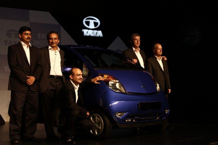 2013 Tata Nano