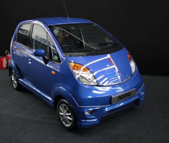 2013 Tata Nano Remix