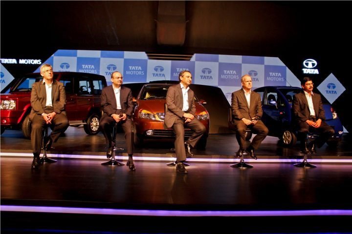 2013 Tata New Cars Lineup