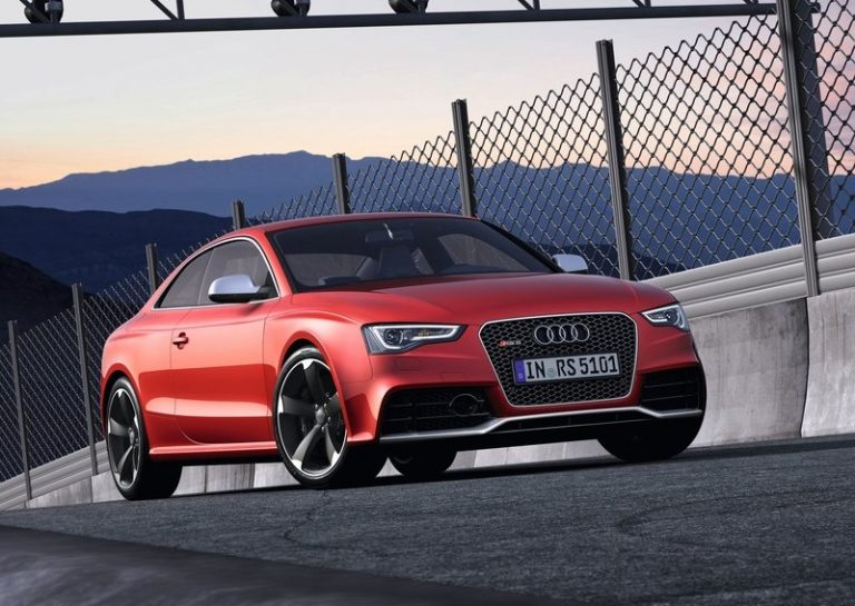 New Audi RS5 Coupe Launched In India At Rs. 95.28 lakh