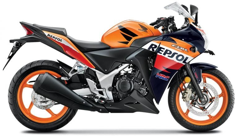2013 Honda CBR 250R Launched