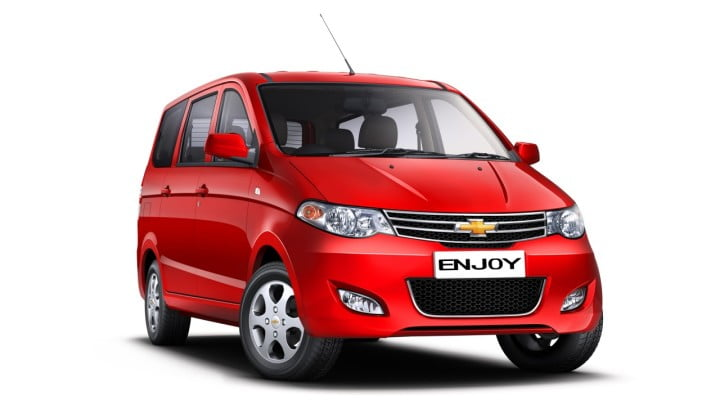 Is The Chevrolet Enjoy Going The Quanto Way?