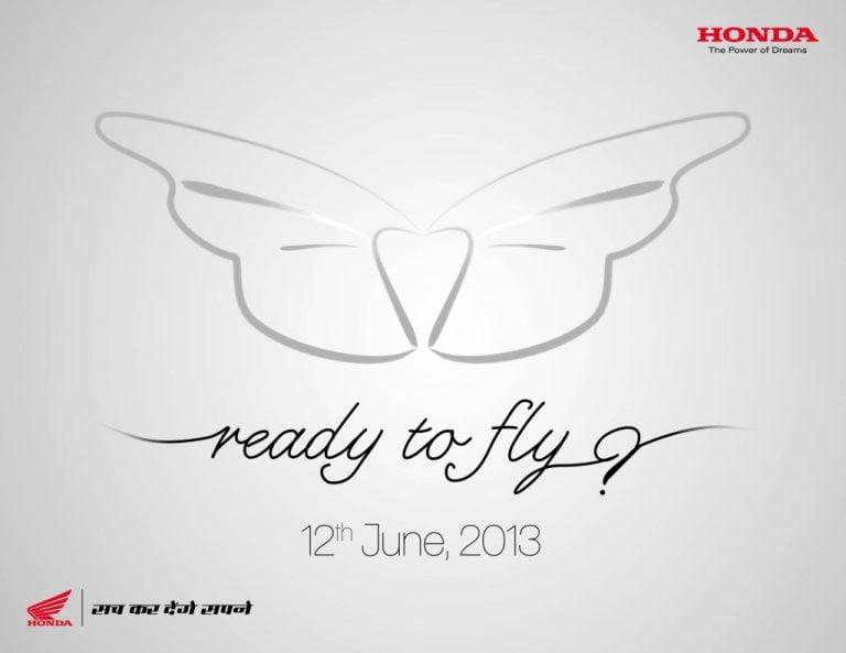 Update: New Honda Bike/Scooter Launch On 12th June 2013