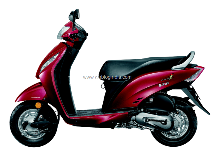Honda Activa-i i Launched- Price, Video Review, Features ...