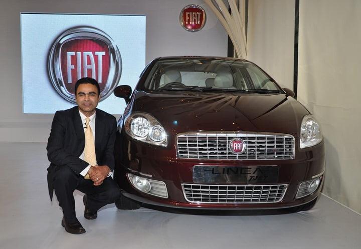 2013 Fiat Linea T-Jet Launched