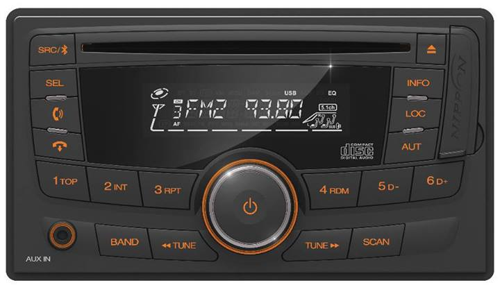 Maruti-Ritz-@buzz-special-edition-music-system