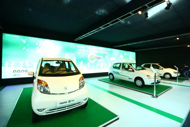 2013 Tata Nano eMax