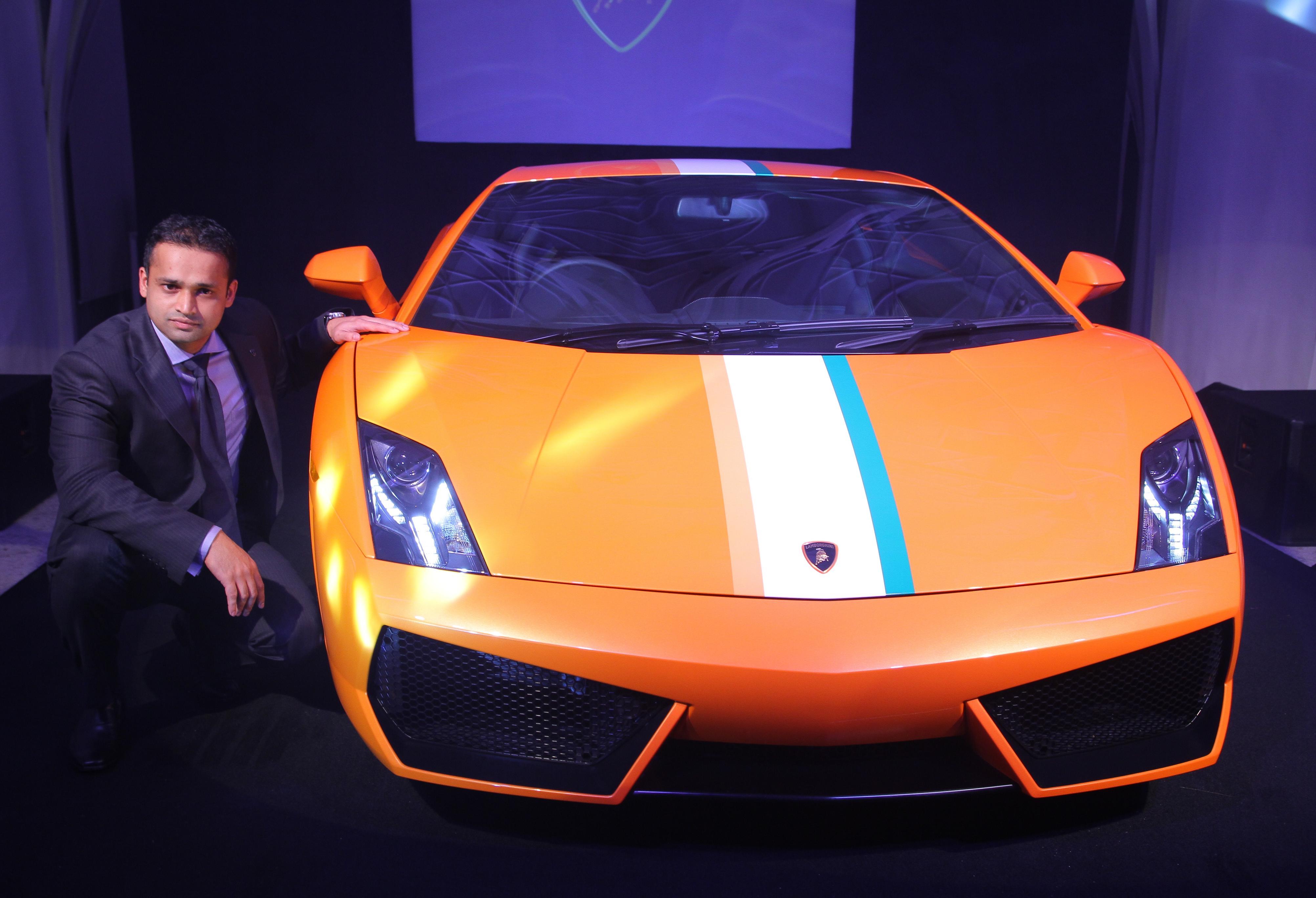 Lamborghini Gallardo Lp550 2 India Limited Edition Launched