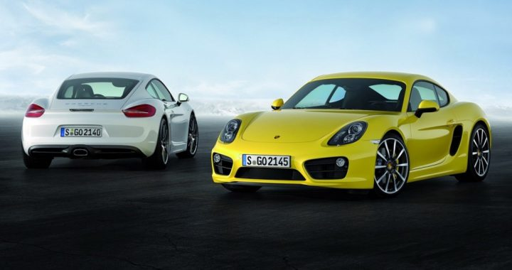 Porsche-Cayman-S-India-pics