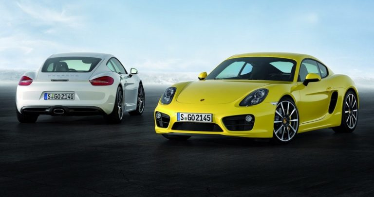 2013 Porsche Cayman S Launched In India At Rs.92.27 lakhs