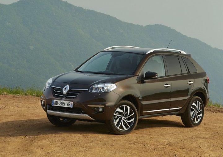 2014 Renault Koleos Front