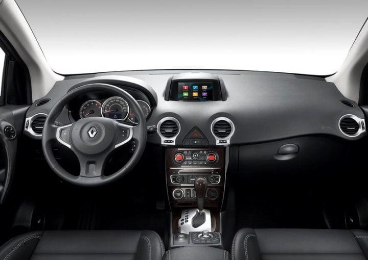 2014 Renault Koleos Interior