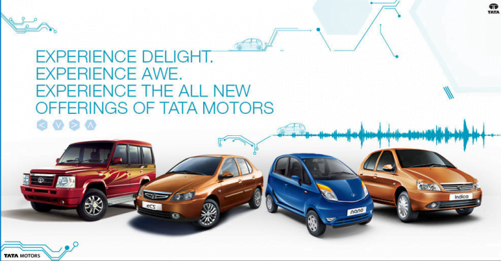 Tata Motors New Cars 2013