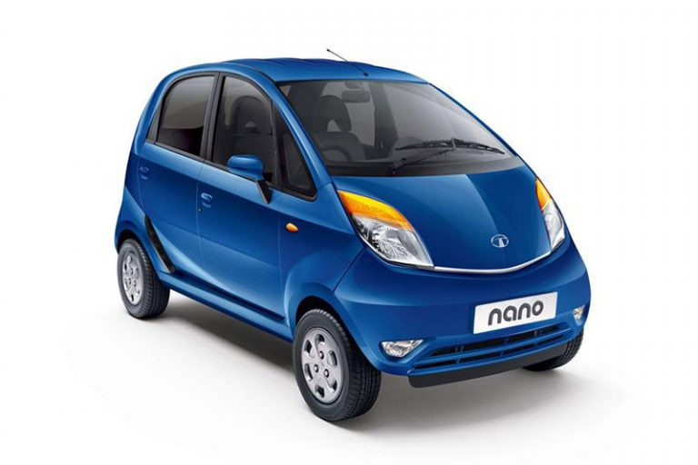 Tata Drops Nano Diesel And Iris Based Quadricycle Projects
