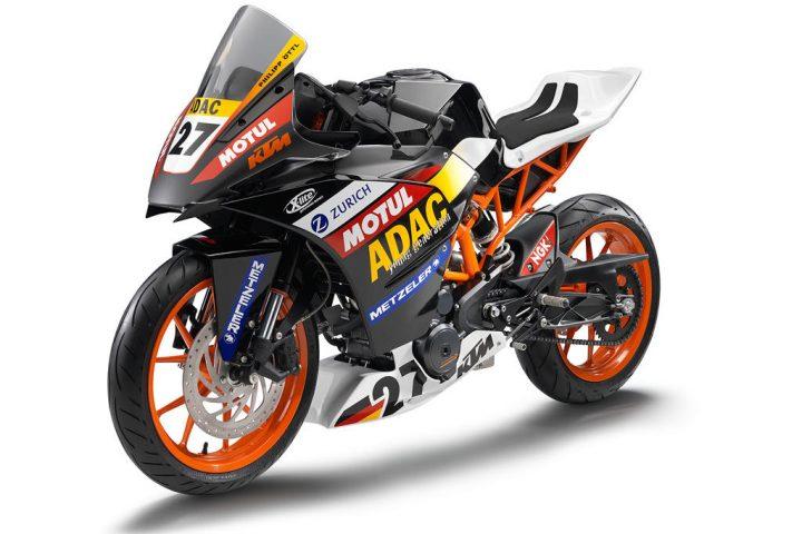 KTM Duke RC390 Cup