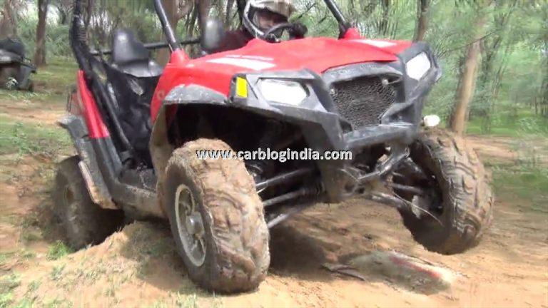 Drive Report: Polaris Ranger RZR S 800 – Details, Photos & Video