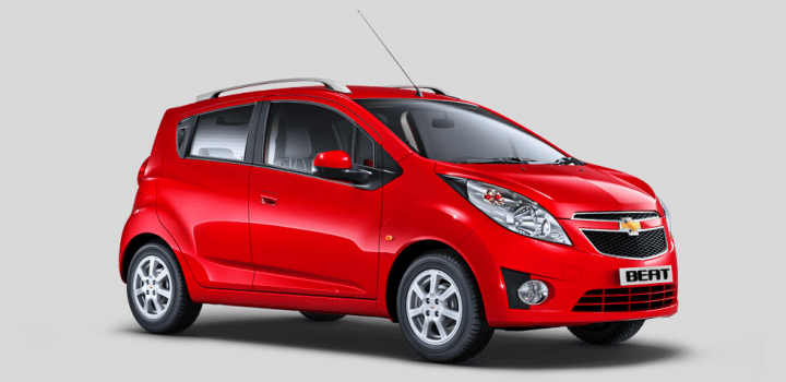 Best Used Cars in India - Chevrolet Beat