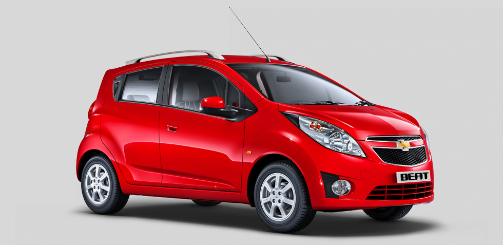 Chevrolet Beat Refreshed