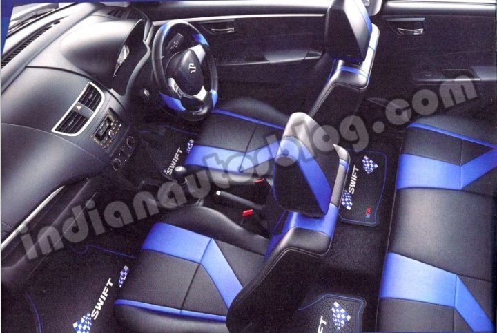 Maruti-Swift-RS-interiors