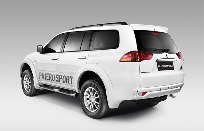 Mitsubishi Pajero Sport Anniversary Edition Launched In India
