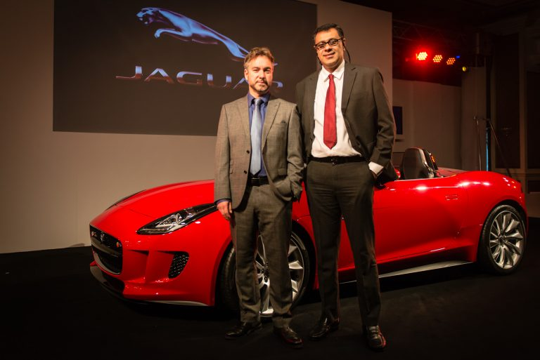 Jaguar F-Type Sports Car Launched In India