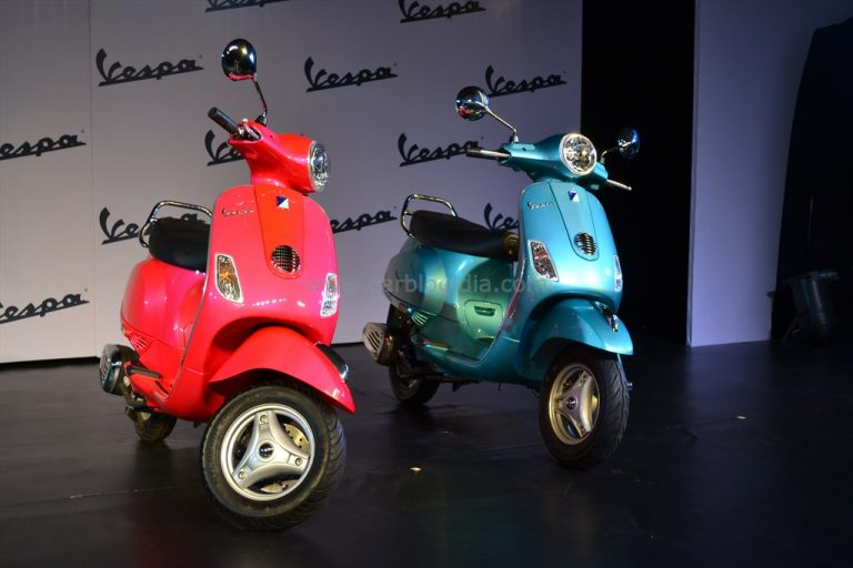 Vespa VX Variant Launched In India– Price,Video Review and Features