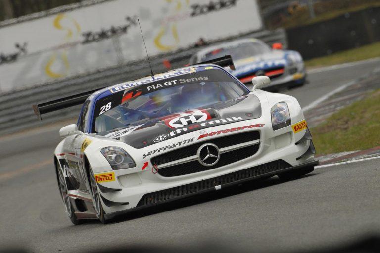 FIA GT Series: Karun Chandok Finishes 4th In The Third Round