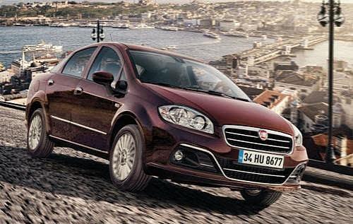 2014 Fiat Linea
