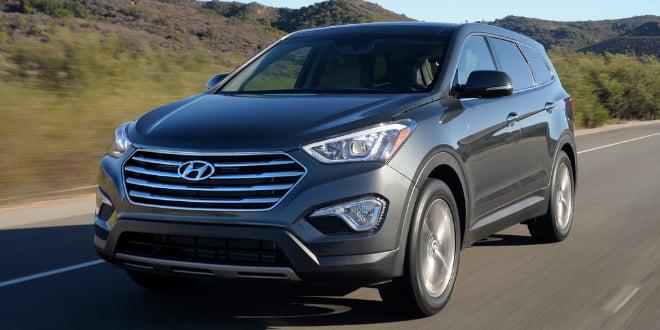2013 Hyundai Santa Fe Featured Image