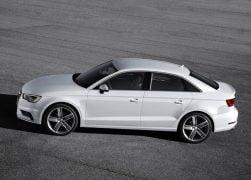 2014 Audi A3 Left Side Profile